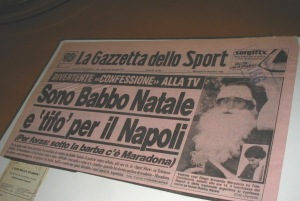 Maradona Babbo Narale