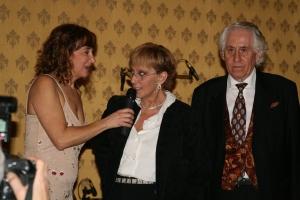 Con Gabriella e David