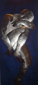 Uomo Nudo di Giuseppe Aiello
