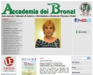 Accademia dei Bronzi