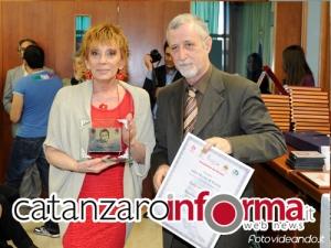 Con il Presidente della giuria, Titta Scalise