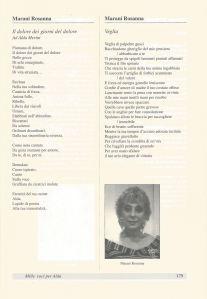 La poesia vincitrice Veglia