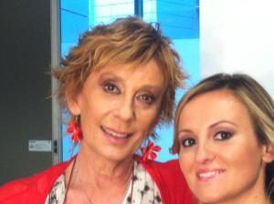 Con Valentina Mariani pronte per l'intervista in studio