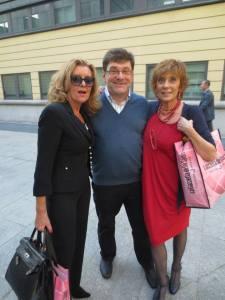 Con Giusy Schiavo Achilli e Daniele Redaelli