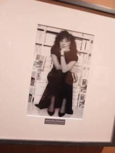 La foto a imperitura conferma.. che sono stata la prima firma femminile nella rosea