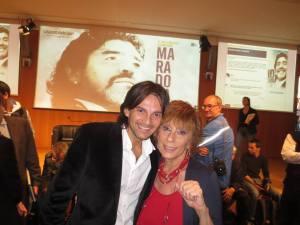 Con mio figlio Andrea