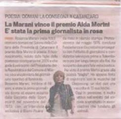 Gazzetta Merini Marani