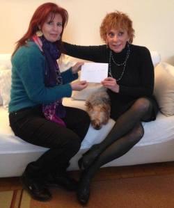 Con Anna Raimondi