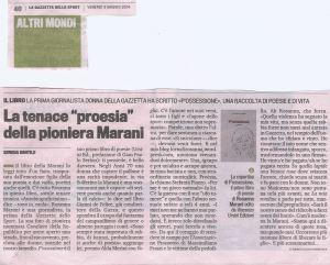 Gazzetta 9 maggio 2014