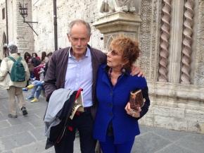 Con Erri De Luca