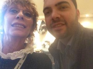 Con Giorgio Matteoli