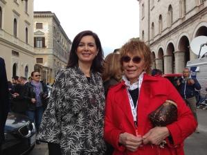 Con l'on Laura Boldrini