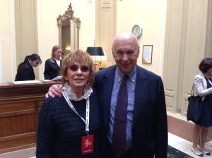 Con Paolo Mieli Presidente RCS libri