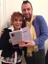 Con Gianluca Comazzi