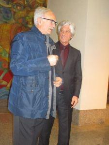 Sandro Mazzola e Gianni Rivera