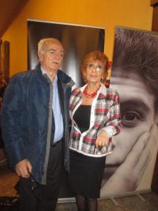 Con Sandro Mazzola
