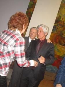 L'incontro con Gianni Rivera