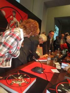 Gianni Rivera firma la sua Autobiografia
