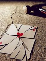 Quando l'amore ti toglie coraggio
